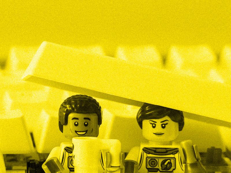 Lego Figuren | Manuel Grassler - LEGO Serious Play Facilitator & Experte für Veränderungsprozesse
