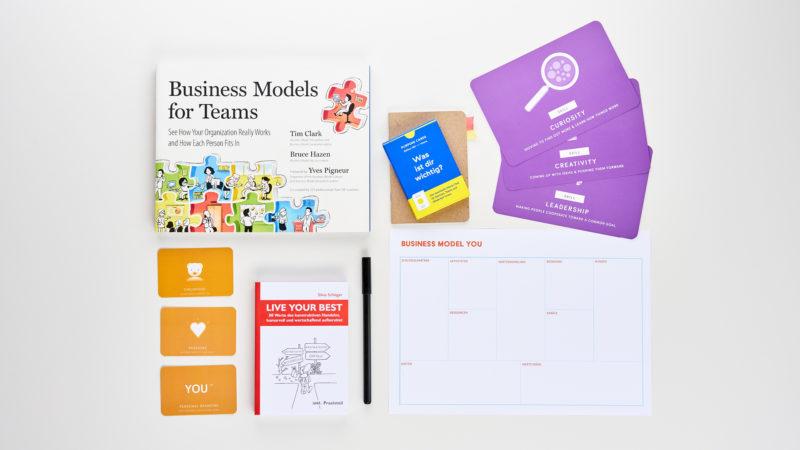 Business Model You Materialien | Manuel Grassler LEGO Serious Play Facilitator & Experte für Veränderungsprozesse