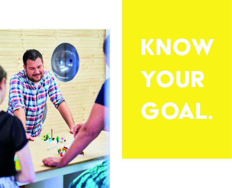 Bild von Manuel Grassler mit Zitat - LEGO Serious Play Facilitator & Experte für Veränderungsprozesse
