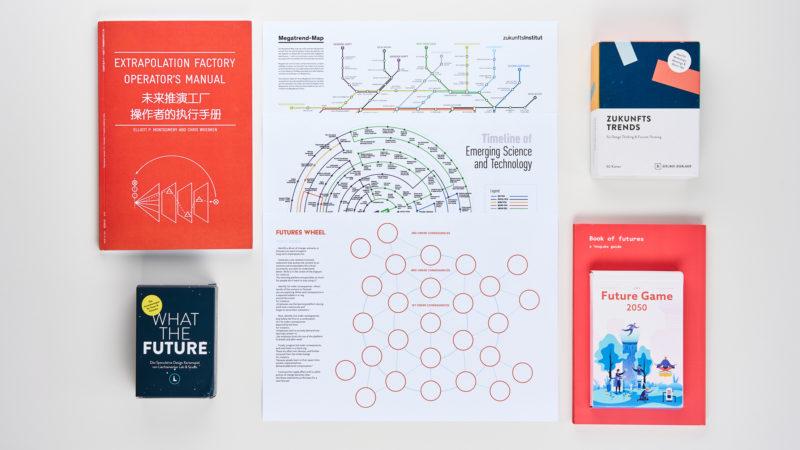 Future Thinking Materialien | Manuel Grassler LEGO Serious Play Facilitator & Experte für Veränderungsprozesse